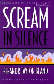 Book Cover for SCREAM IN SILENCE