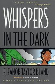 WHISPERS IN THE DARK by Eleanor Taylor Bland