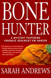 Cover art for BONE HUNTER