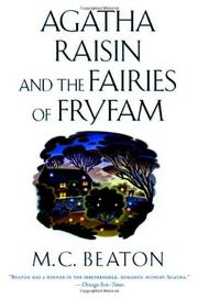 AGATHA RAISIN AND THE FAIRIES OF FAM by M.C. Beaton