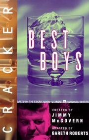CRACKER: BEST BOYS by Gareth Roberts