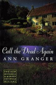 Cover art for CALL THE DEAD AGAIN