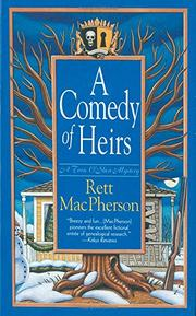 A COMEDY OF HEIRS by Rett MacPherson