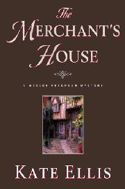 Cover art for THE MERCHANT'S HOUSE