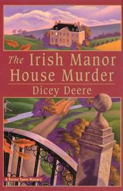 Cover art for THE IRISH MANOR HOUSE MURDER
