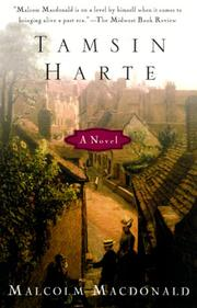 Cover art for TAMSIN HARTE