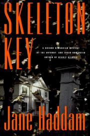 SKELETON KEY by Jane Haddam