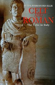 CELT AND ROMAN by Peter Berresford Ellis