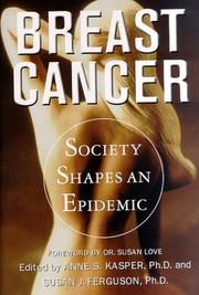 Cover art for BREAST CANCER