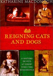 Cover art for REIGNING CATS AND DOGS