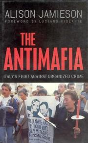 THE ANTIMAFIA by Alison Jamieson