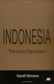 INDONESIA by Geoff Simons