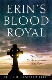 ERIN'S BLOOD ROYAL by Peter Berresford Ellis