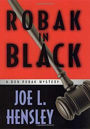 ROBAK IN BLACK by Joe L. Hensley