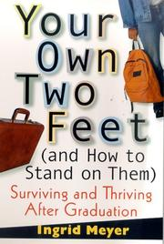 Book Cover for YOUR OWN TWO FEET
