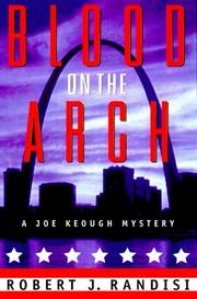 BLOOD ON THE ARCH by Robert J. Randisi