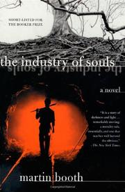 THE INDUSTRY OF SOULS by Martin Booth