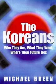 THE KOREANS by Michael Breen