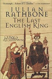 Cover art for THE LAST ENGLISH KING