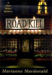ROAD KILL by Marianne Macdonald