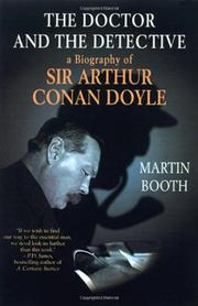 THE DOCTOR AND THE DETECTIVE by Martin Booth