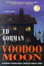 VOODOO MOON by Ed Gorman