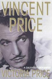 VINCENT PRICE by Victoria Price