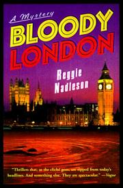 Cover art for BLOODY LONDON
