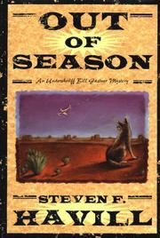 Book Cover for OUT OF SEASON