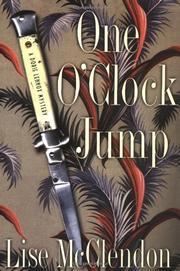 ONE O'CLOCK JUMP by Lise McClendon