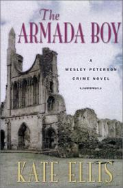 Cover art for THE ARMADA BOY
