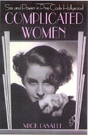 Book Cover for COMPLICATED WOMEN