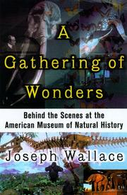 A GATHERING OF WONDERS by Joseph Wallace