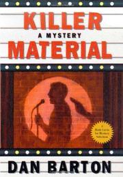 KILLER MATERIAL by Dan Barton