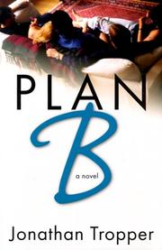 Cover art for PLAN B