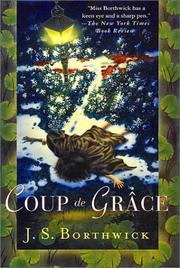 COUP DE GRACE by J.S. Borthwick
