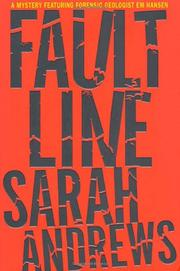FAULT LINE by Sarah Andrews