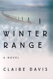 WINTER RANGE by Claire Davis