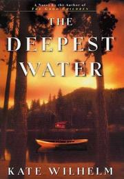Book Cover for THE DEEPEST WATER