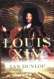 LOUIS XIV by Ian Dunlop