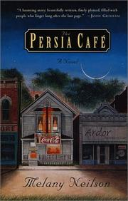THE PERSIA CAFÉ by Melany Neilson
