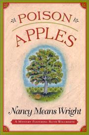 Cover art for POISON APPLES