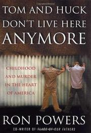 Book Cover for TOM AND HUCK DON'T LIVE HERE ANYMORE