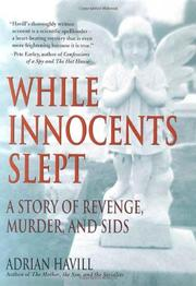 WHILE INNOCENTS SLEPT by Adrian Havill