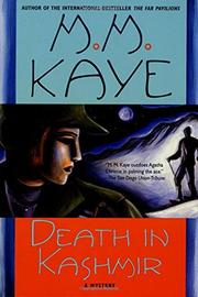 DEATH IN KASHMIR by M. M. Kaye