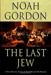 Cover art for THE LAST JEW