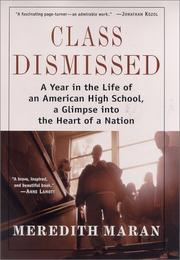 Book Cover for CLASS DISMISSED
