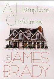A HAMPTONS CHRISTMAS by James Brady
