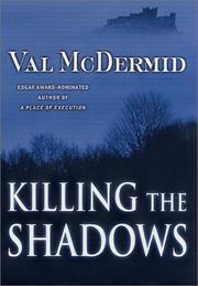 Book Cover for KILLING THE SHADOWS