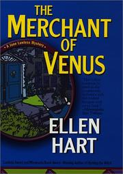Cover art for THE MERCHANT OF VENUS